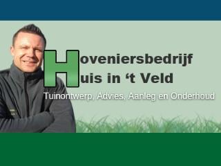 Hoveniersbedrijf Huis in t Veld
